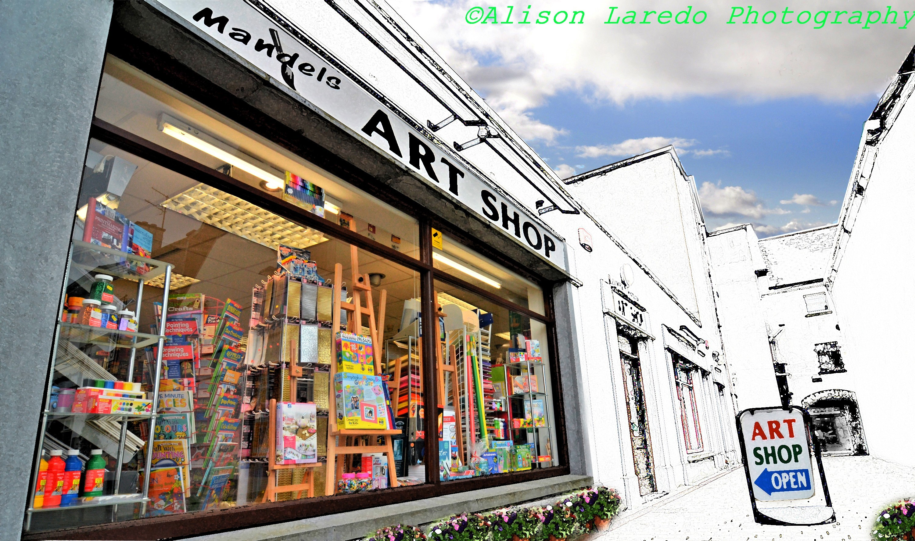 Art Shop mandel's art shop